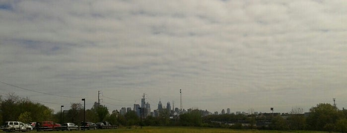 Grays Ferry is one of TRIPS.