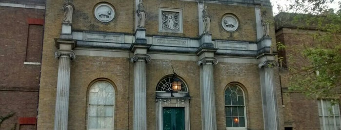 Pitzhanger Manor Gallery & House is one of Top 10 Things To Do In The Borough Of Ealing.