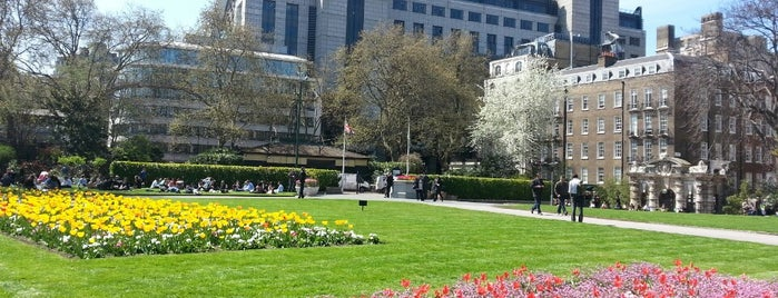 Victoria Embankment Gardens is one of Must-visit Great Outdoors in London.
