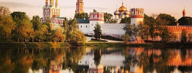 Novodevichy Park is one of Bicycle.