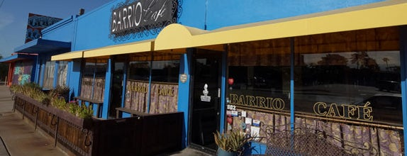 "Barrio Café is one of Featured on PBS' ""Check, Please! Arizona""."