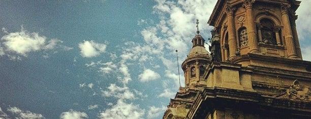 Catedral Metropolitana de Santiago is one of Chilena Turisteando en Chile<3.