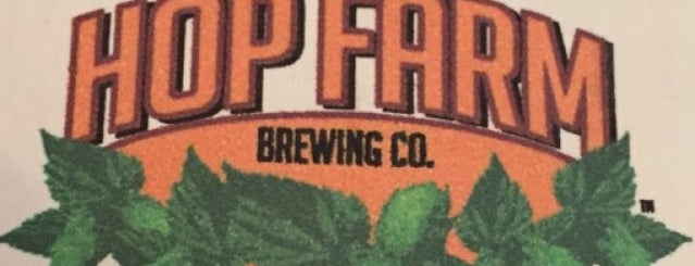 Hop Farm Brewing Company is one of Pittsburgh Craft Beer.