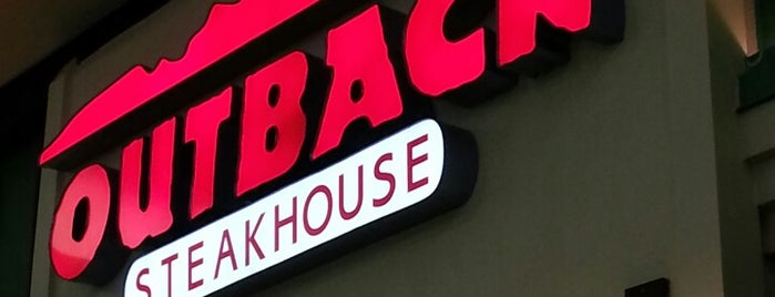 Outback Steakhouse is one of Top picks for Restaurants.