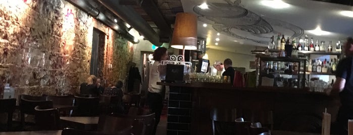 The Moat Bar & Cafe is one of The Melbourne Food Tour.