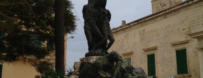 Independence Square | Misraħ Indipendenza is one of Malta Cultural Spots.