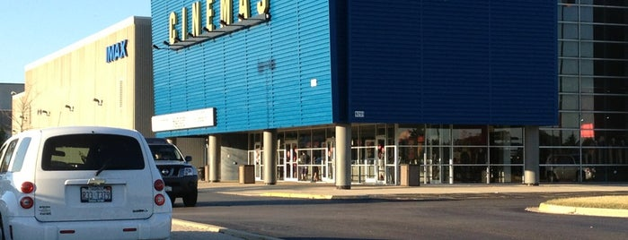 AMC Loews Quarry Cinemas 14 is one of favorites.