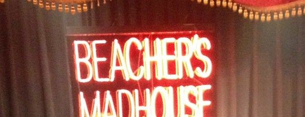 Beacher's Madhouse is one of LA's To do list.