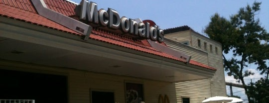 McDonald's is one of Best places in Volta Redonda- RJ.