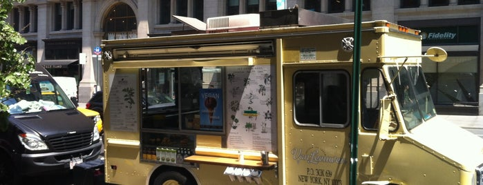 Van Leeuwen Ice Cream Truck - 23rd is one of Top picks for Coffee Shops.