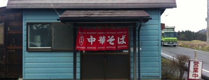 道草 is one of Ramen shop in Morioka.