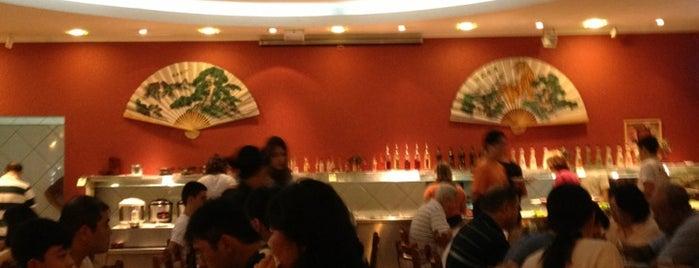 Hanako Orient Food | 花 is one of Pra se empanturrar em SP.
