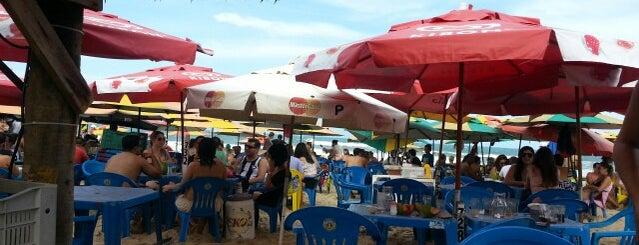 Barraca Vira Verão is one of Guia de Fortaleza!.