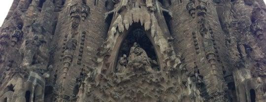 Sagrada Família is one of Unsere TOP Empfehlungen für Barcelona.