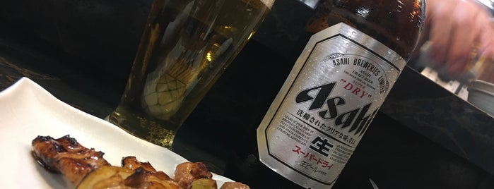 とり平 北店 新梅田食道街 is one of Quality Unfucked - Eats.