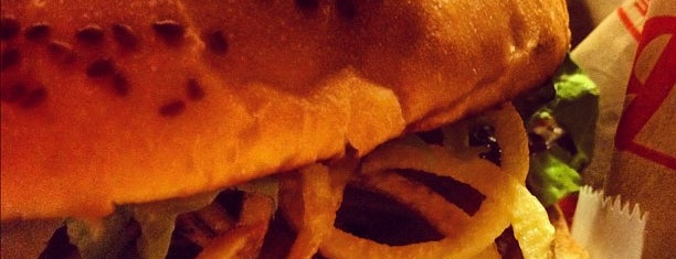 Egg & Burger is one of Favorite Food.