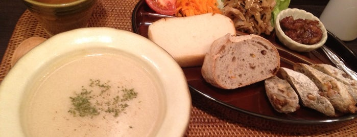 Ocome Bakery+cafe 米花 is one of 行きたい(飲食店).