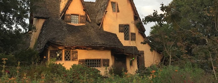 The Witch's House is one of Los angeles.