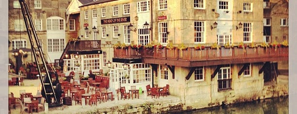 The Head Of The River is one of Pubs of Oxford.