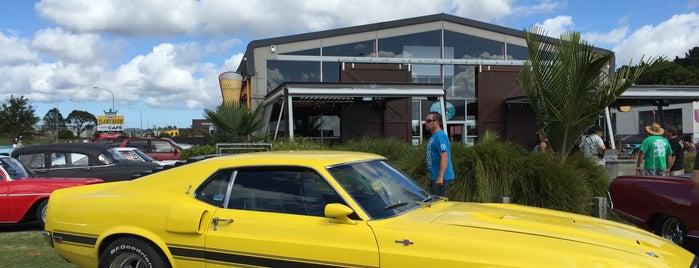 Hangar Bar is one of New Zealand.