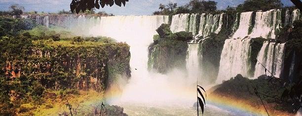 Cataratas del Iguazú is one of Must ARG.