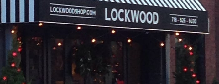 Lockwood Shop is one of Queens, I love you.