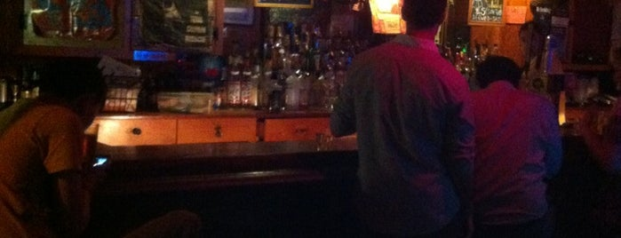 Cherry Tavern is one of 50 Best Dive Bars in NYC.