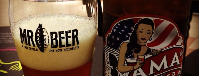 Mr. Beer Cervejas Especiais is one of Favorites.