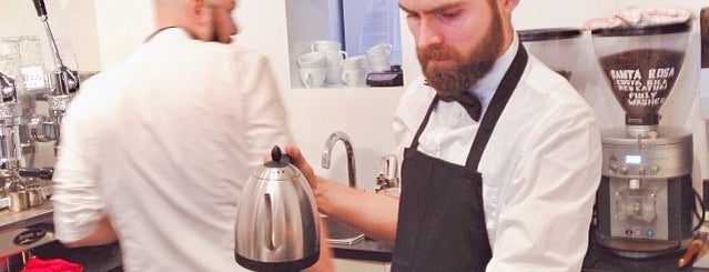 Stockholm Espresso Club is one of Coffee to drink in CNW Europe.