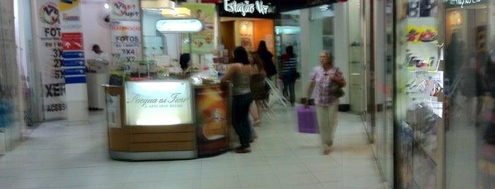 Banana Shopping is one of Shoppings de Goiânia.