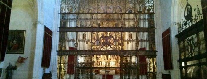 Royal Chapel of Granada is one of 101 cosas que ver en Andalucía antes de morir.