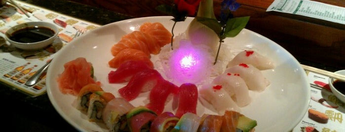 Arigato Japanese Steakhouse is one of Lancaster.