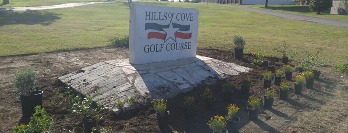Hills of Cove Golf Course is one of All American's Golf Courses.