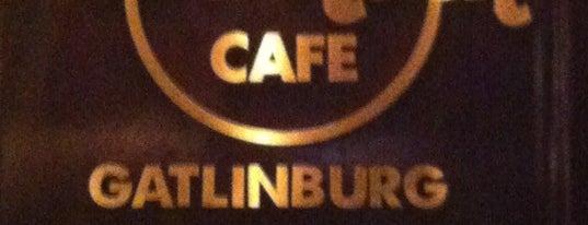 Hard Rock Cafe Gatlinburg is one of HARD ROCK CAFE'S.