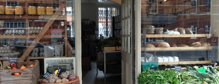 Leila's Shop is one of 100+ Independent London Coffee Shops.