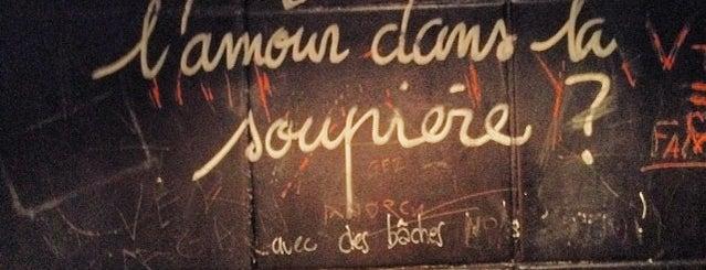 Les Souffleurs is one of Bars du Jeudi.