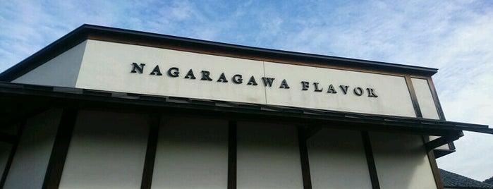 NAGARAGAWA FLAVOR is one of カフェなど.