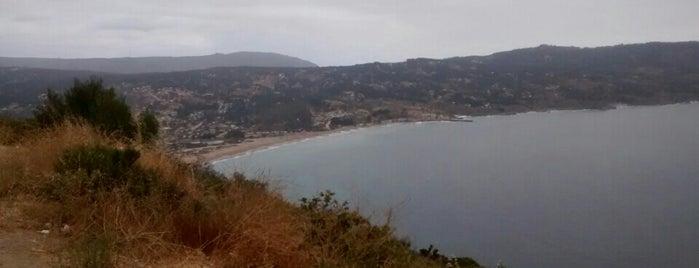 Mirador Sector Laguna Verde is one of home talo.