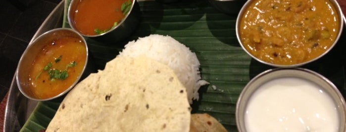Andhra Kitchen is one of Asian Food.
