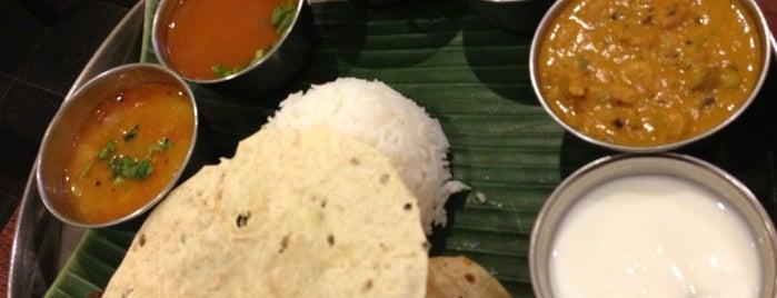 アーンドラ・キッチン (Andhra Kitchen) is one of Asian Food.