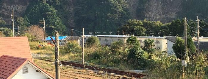 JR立野駅 is one of 豊肥本線.