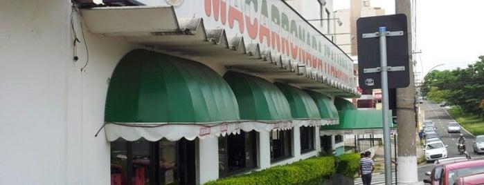 Macarronada Italiana is one of Restaurantes.