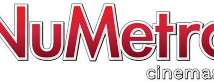Nu Metro is one of Cineplexes.