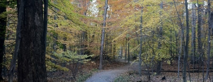 Highbanks Trail is one of Columbus Area Parks & Trails.