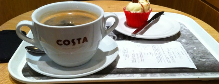 Costa Coffee is one of All-time favorites in United Kingdom.