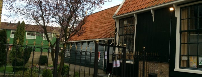 Nieuwendammerkerk is one of I ♥ Noord.