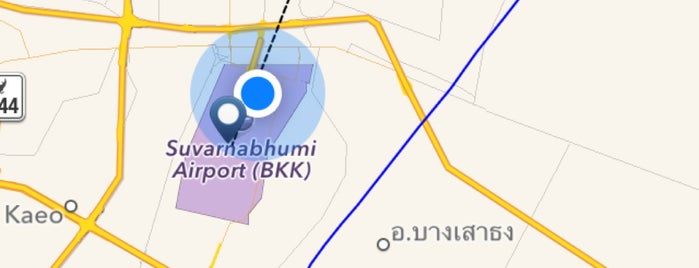Stand 111L is one of TH-Airport-BKK-3.