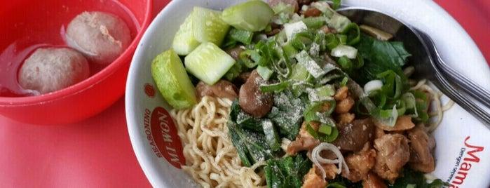 Bakmi Ayam Jamur Tjandra is one of Culinary @Cempaka Putih.