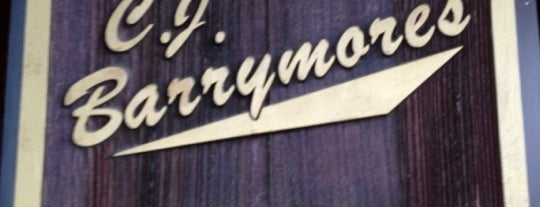 C.J. Barrymore's is one of All-time favorites in United States.