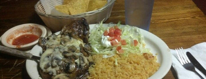 El Charro is one of My Favorite Places To Eat.